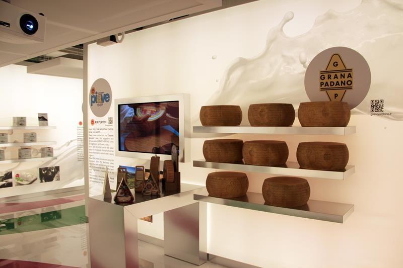 PADIGLIONI SPONSOR EXPO 2015 - PADIGLIONE Cibus è Italia - 06