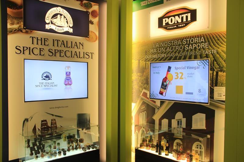 PADIGLIONI SPONSOR EXPO 2015 - PADIGLIONE Cibus è Italia - 20