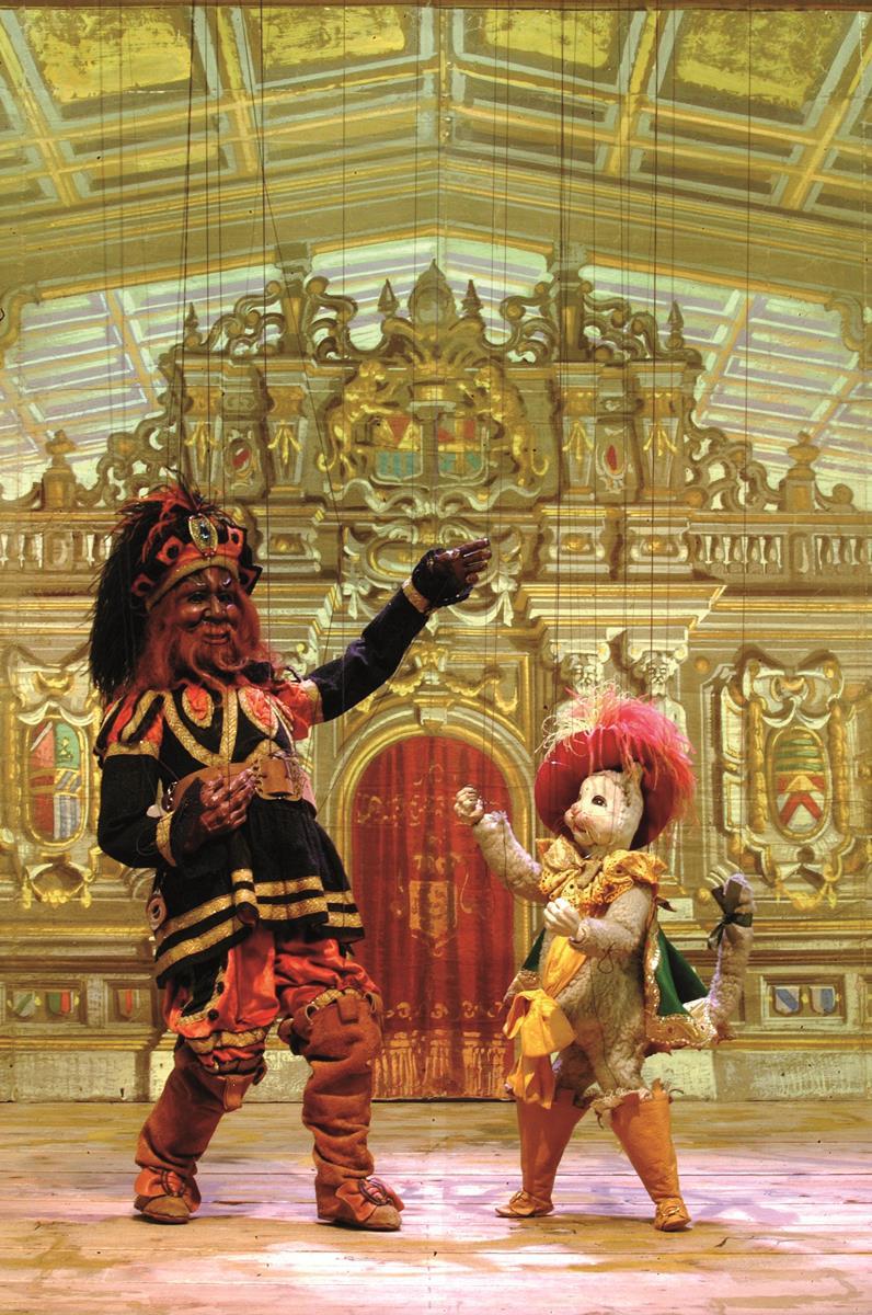 Marionette del Teatro Gerolamo_orcogattostivali_MilanoPlatinum