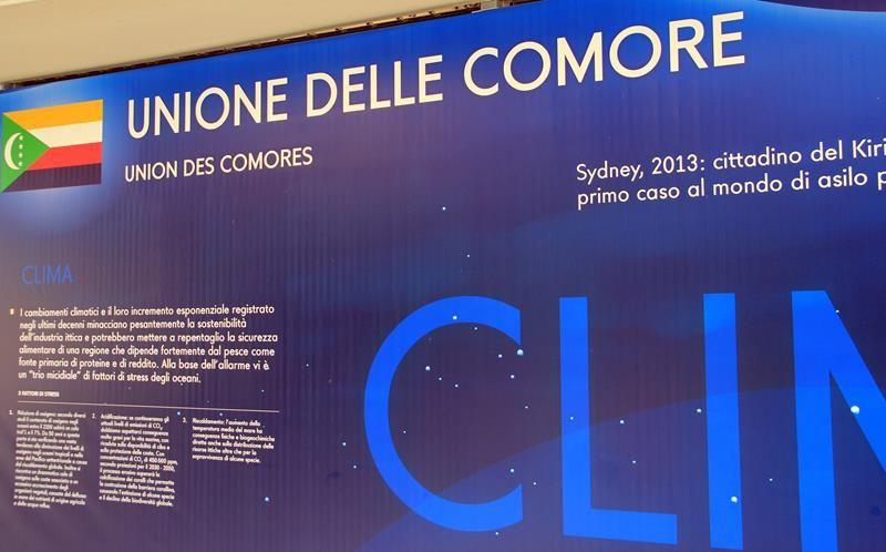 Cluster Isole Mare Cibo Expo 2015 - Unione delle Comore 01