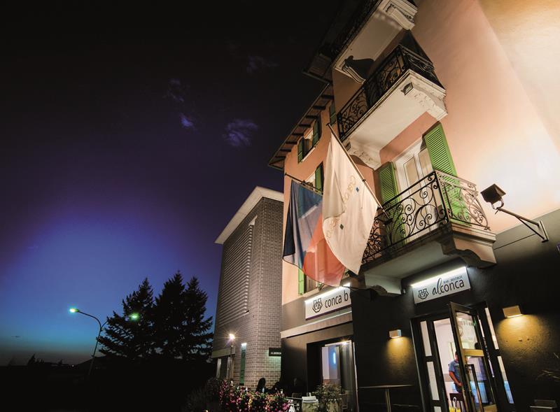 RISTORANTE E HOTEL CONCA BELLA - 02