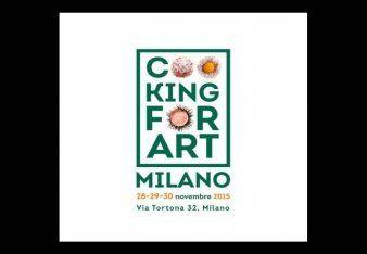 """Torna a Milano il """"Cooking for Art"""", il più grande spettacolo enogastronomico_cooking_MilanoPlatinum"""