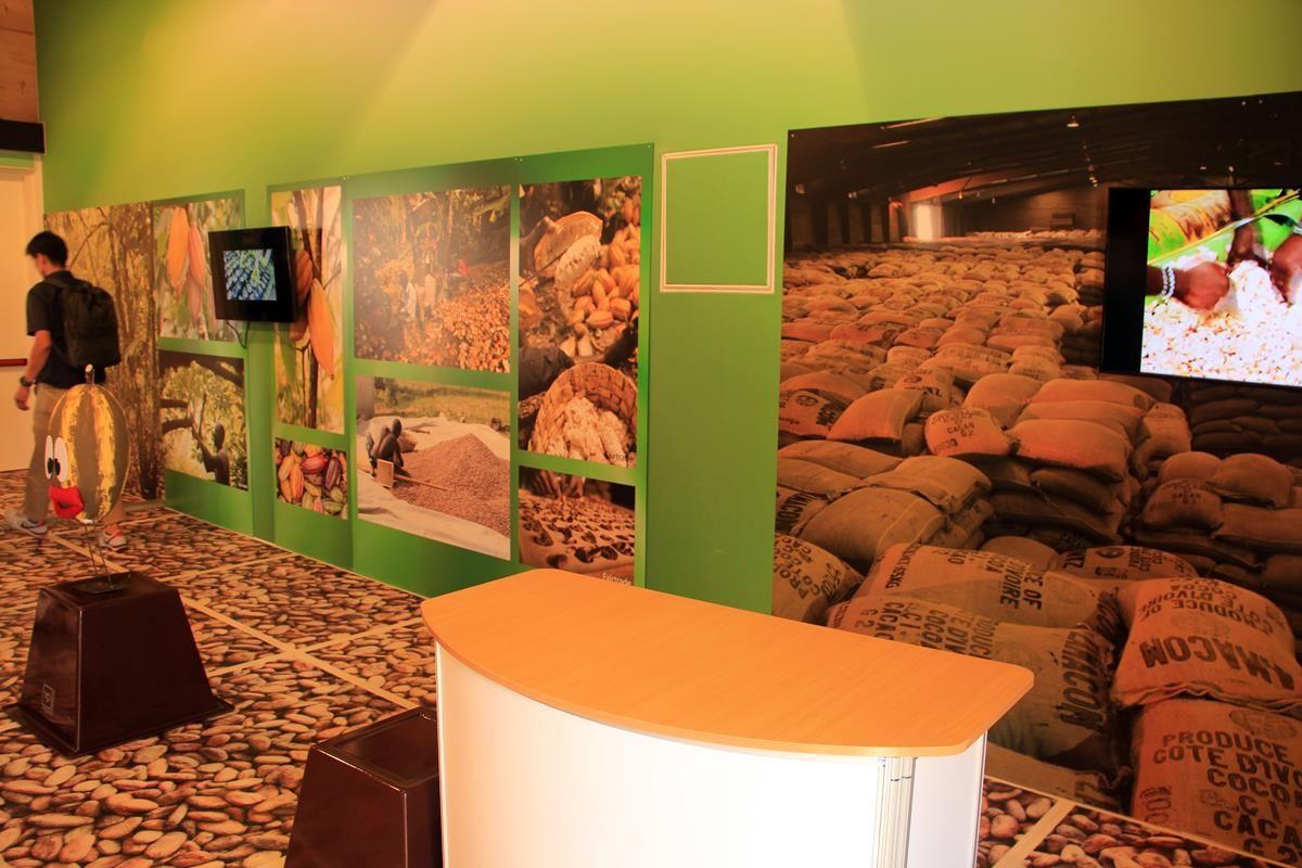 Cluster cacao e cioccolato EXPO 2015 - Costa d'Avorio - MilanoPlatinum