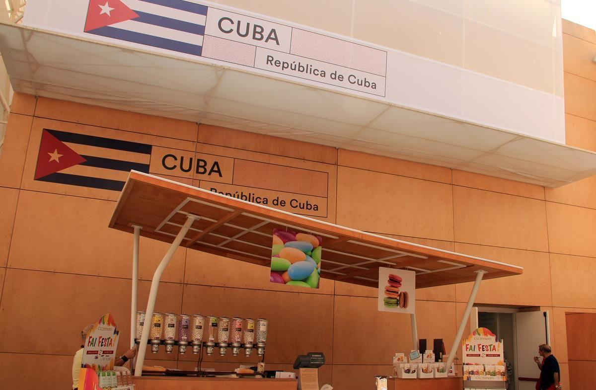 Cluster cacao e cioccolato EXPO 2015 - Cuba - MilanoPlatinum