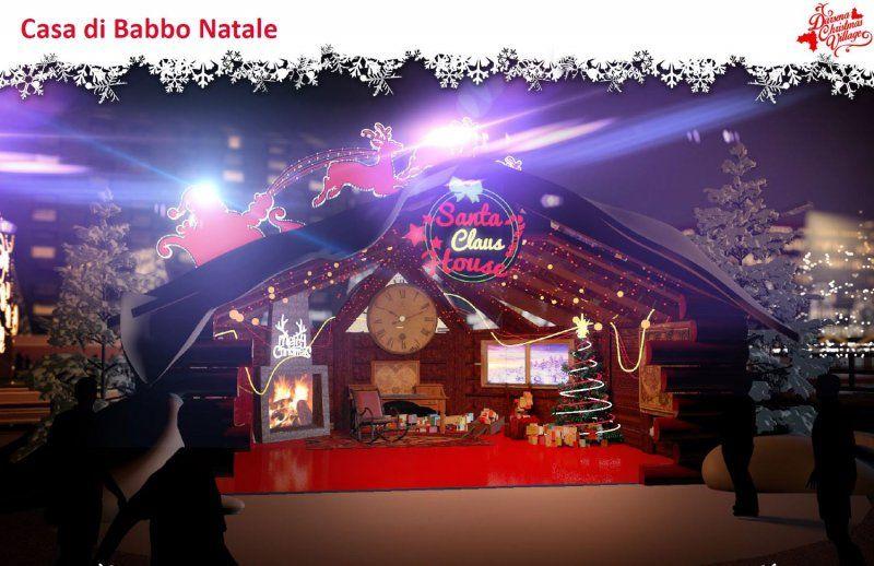 DARSENA CHRISTMAS VILLAGE 2015_Casa di Babbo Natale_MilanoPlatinum