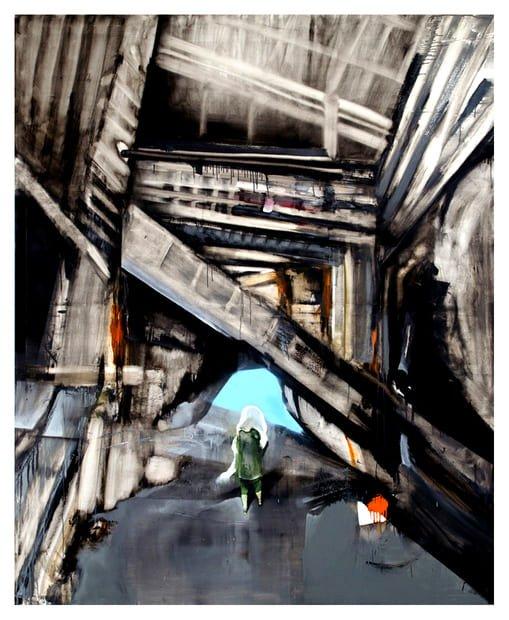Marcus Jansen: DECADE alla Triennale di Milano_Transitions-274x224-Tecnica-mista-su-tela-2014_MilanoPlatinum