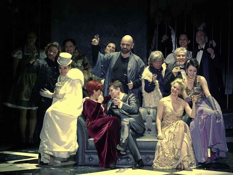 Die Fledermaus - Teatro alla Scala - 03