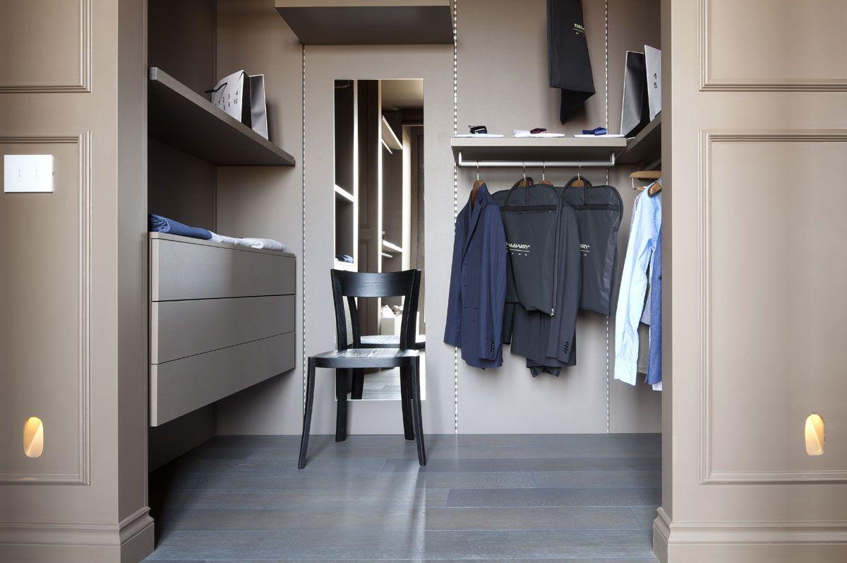 Atelier Durini, home design su misura_wardrobe_MilanoPlatinum