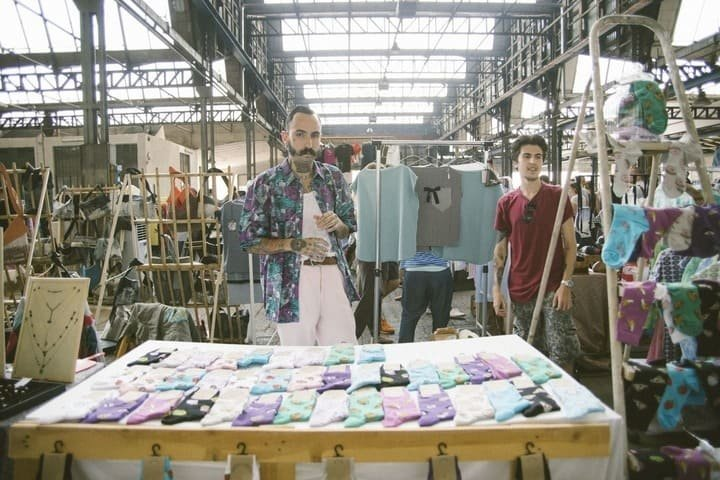 East Market Milano: il mercatino vintage compie due anni_stand_MilanoPlatinum