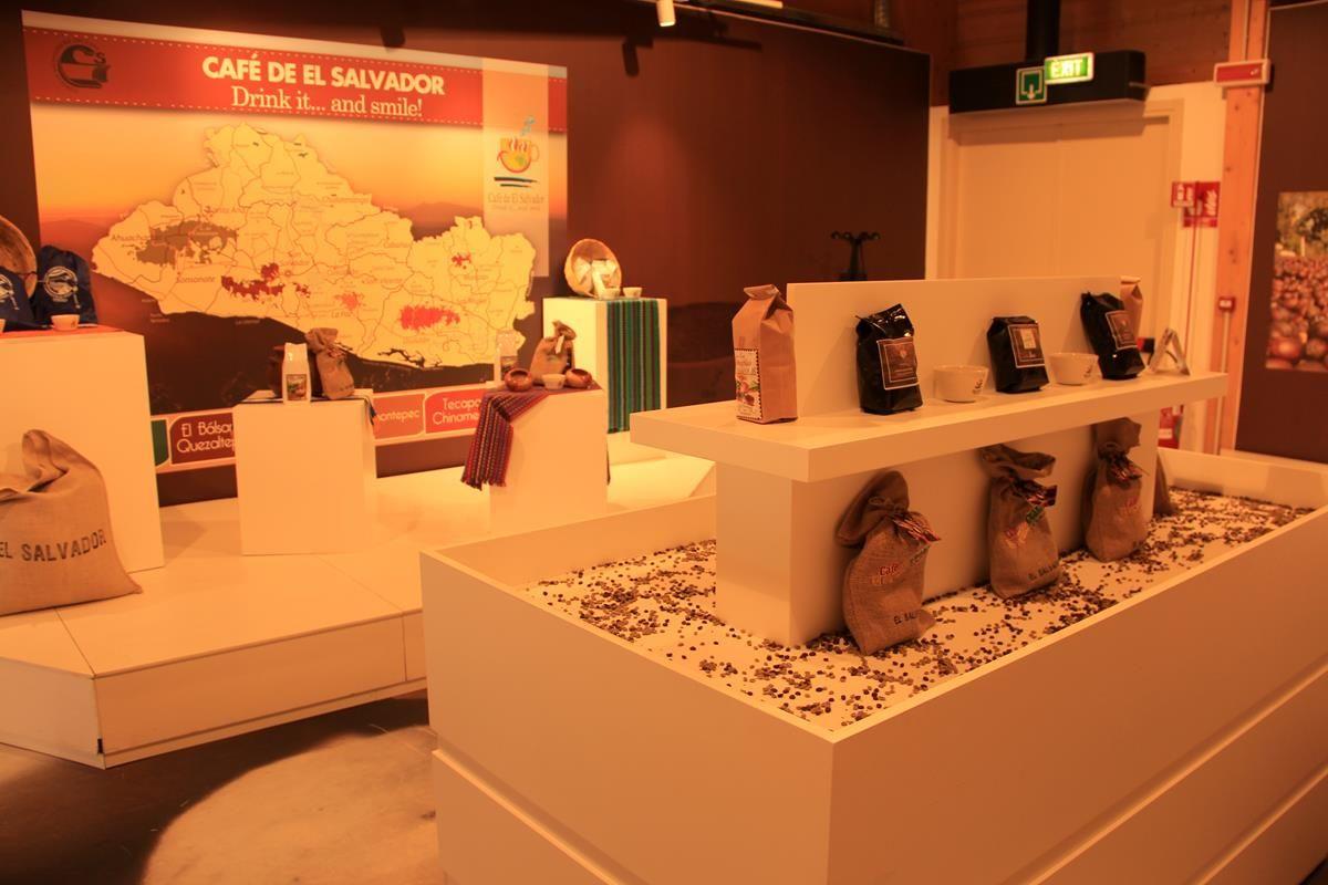 Cluster caffè EXPO 2015 - El Salvador - MilanoPlatinum