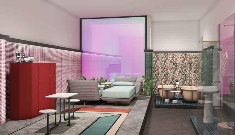 a milano nasce elle decor grand hotel