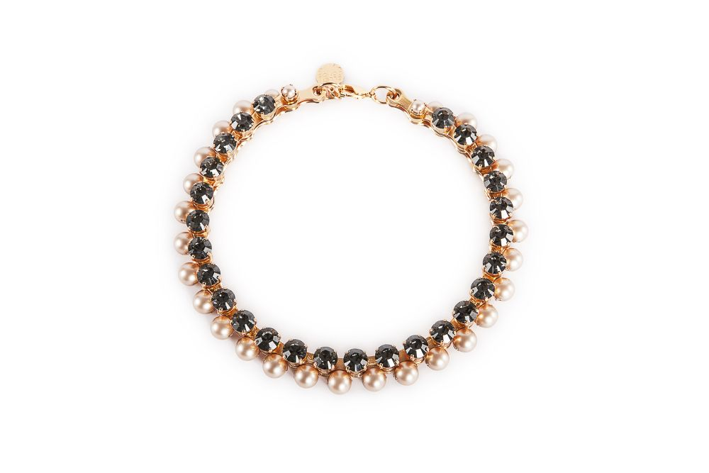 Ellen Conde, spirito siberiano made in Italy_necklace_MilanoPlatinum