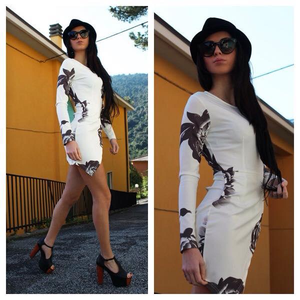 Eva Menta: fashion, follower e passione_outfit_MilanoPlatinum