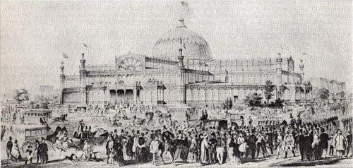 Expo New York 1853 (encyclopedian.blogspot.it)