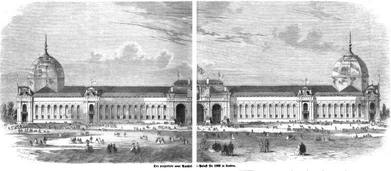 Expo 1862 London - By Various (MDZ München) [Public domain], via Wikimedia Commons