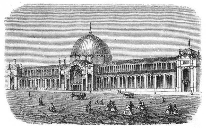 Expo 1862 London - By Various (Scan from the original work) [Public domain], via Wikimedia Commons