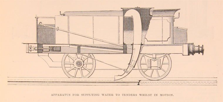 Locomotive The Lady of the Lake [Public domain], via Wikimedia Commons