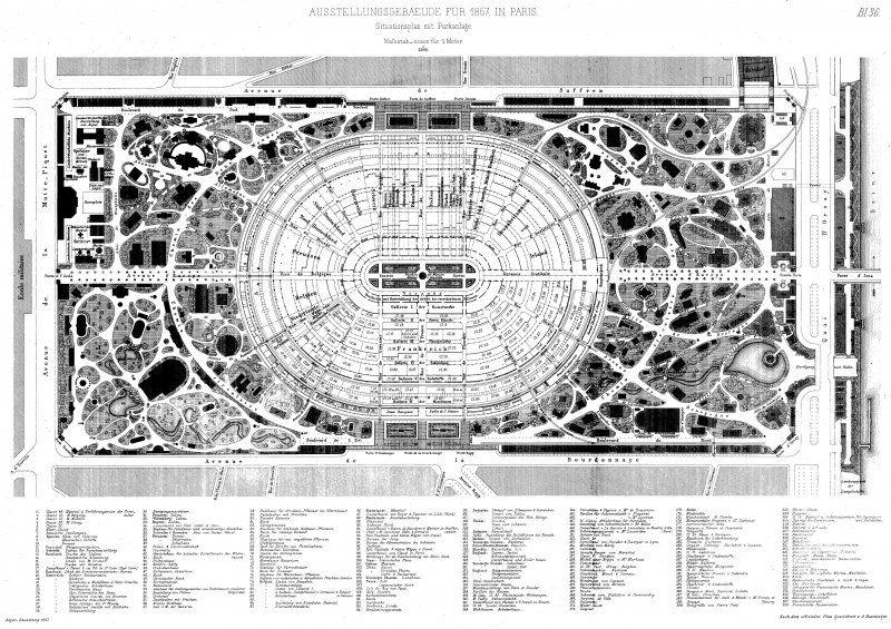 Expo 1867 Parigi - 01 [Public domain], via Wikimedia Commons