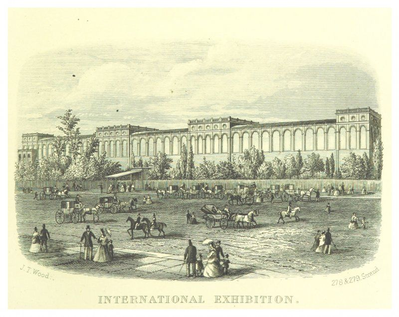 Expo 1872 London 01 - [Public domain], via Wikimedia Commons
