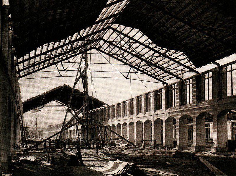 Expo 1873 Vienna - By Gustav Jägermayer, Wiener Photographen-Association [Public domain], via Wikimedia Commons
