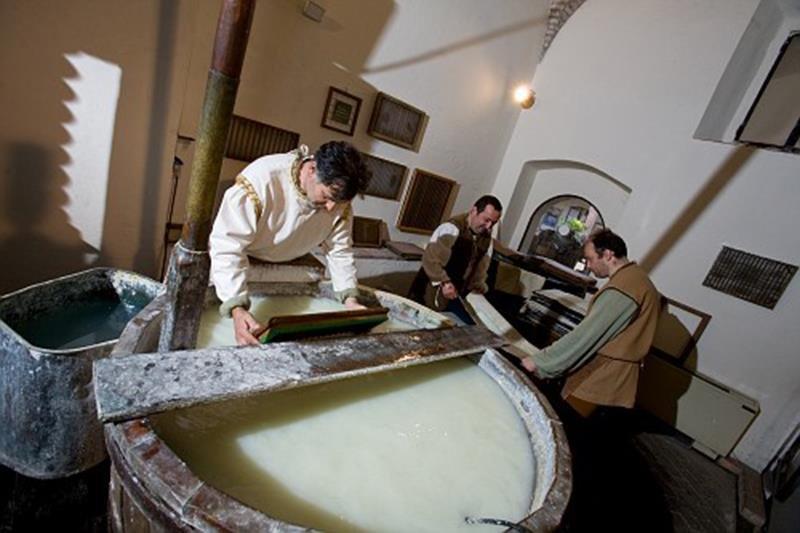 Museo della Carta di Fabriano - Lavorenti
