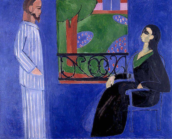 POST-IMPRESSIONISMO ED ESPRESSIONISMO - Henri Matisse -  Conversation