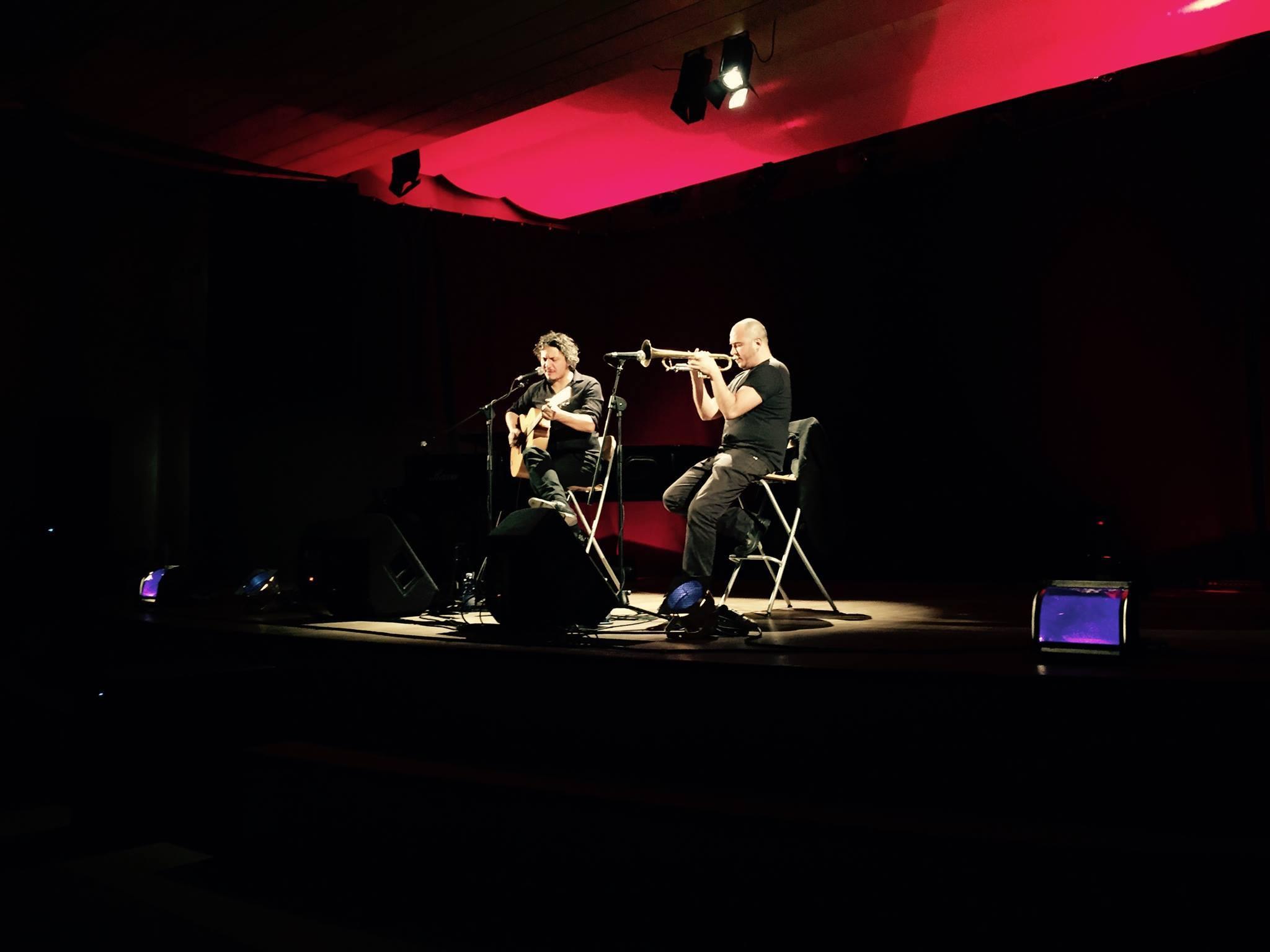 Orselli & Ragonese Duo (@SpazioTeatro89)_duo_MilanoPlatinum
