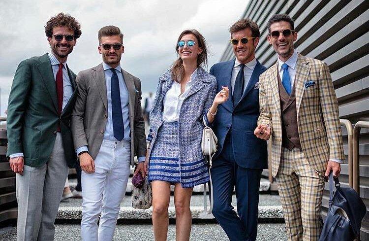 Francesca Serafin dal diritto alla moda_Pitti_MilanoPlatinum