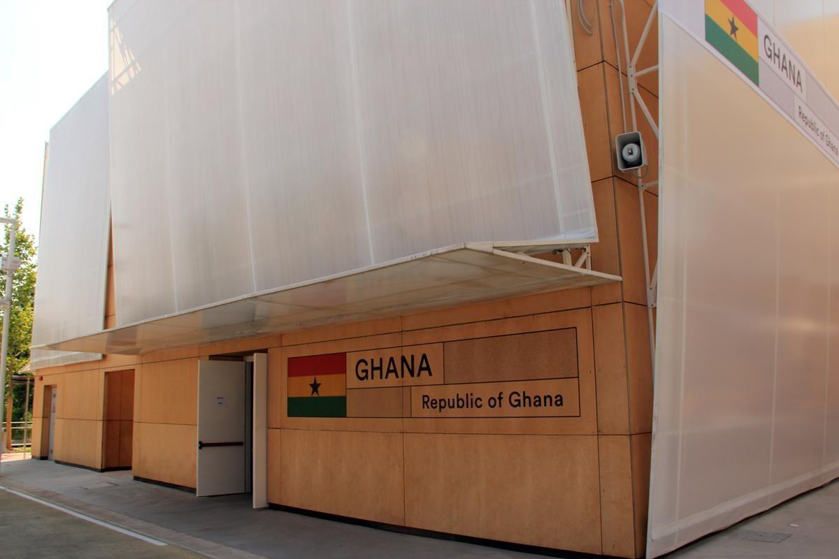 Cluster cacao e cioccolato EXPO 2015 - Ghana - MilanoPlatinum