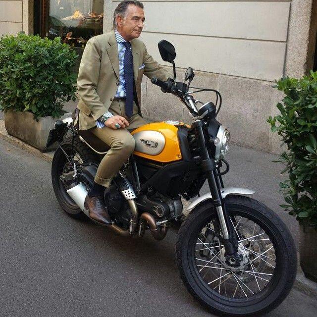 Giampaolo Alliata, una tradizione di classe e di eleganza_moto_MilanoPlatinum