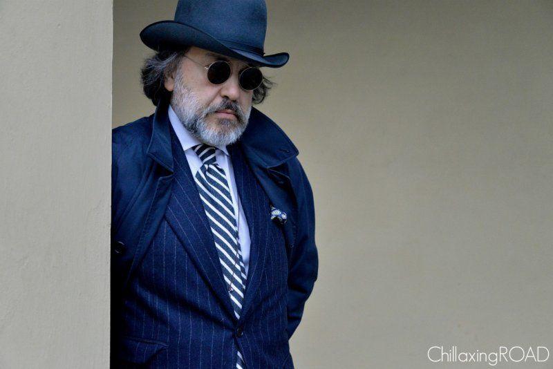 Gianni Fontana, creativo osservatore, alla ricerca dello stile perfetto_blue_PH ChillaxingROAD_MilanoPlatinum