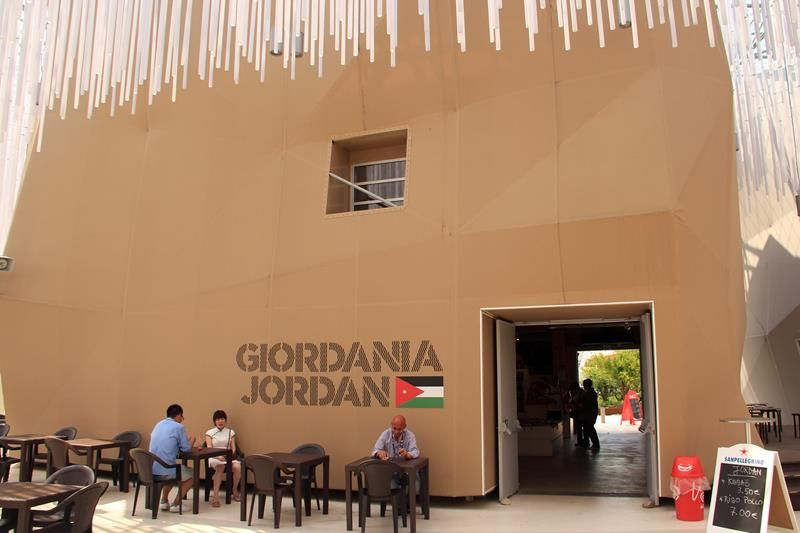 Cluster Zone Aride Expo 2015 - Giordania 01