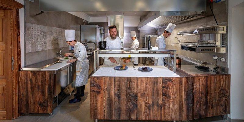 grand hotel fasano cucina