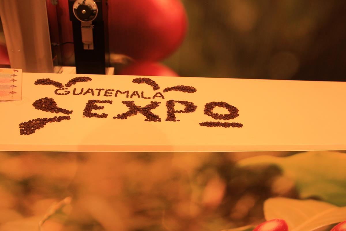 Cluster caffè EXPO 2015 - Guatemala - MilanoPlatinum