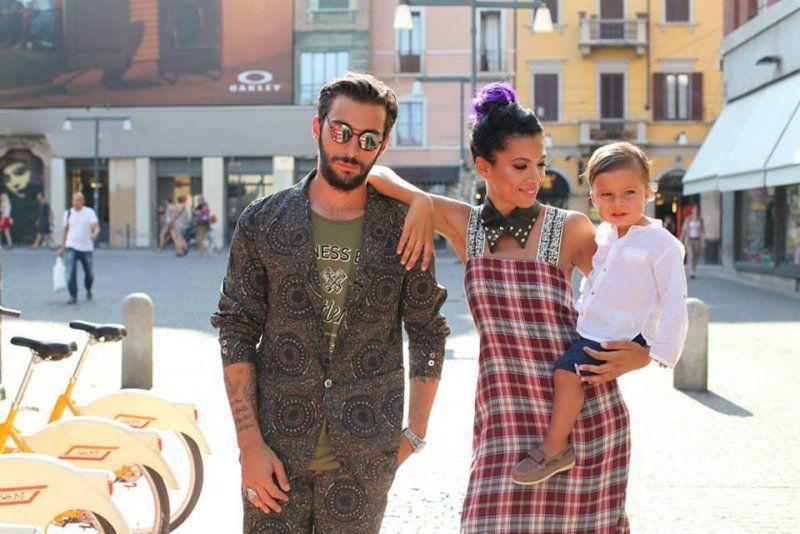 Happiness come stile di vita Michael Scarpellini_family_MilanoPlatinum