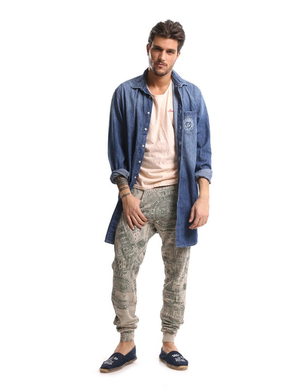 Happiness come stile di vita Michael Scarpellini_jeans_MilanoPlatinum