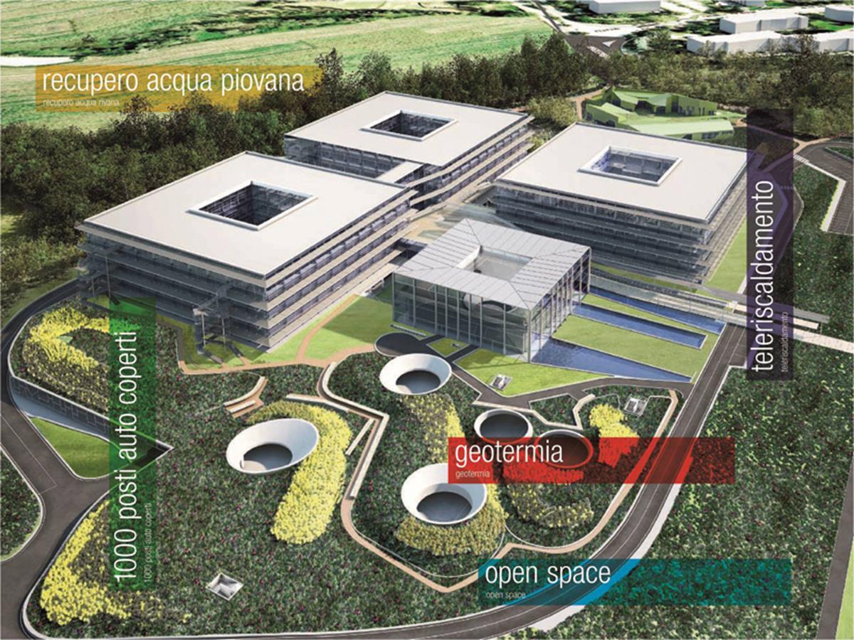 Innovation Campus Milano_complesso_MilanoPlatinum