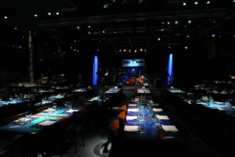 Una serata a tutto Jazz_BlueNote_MilanoPlatinum