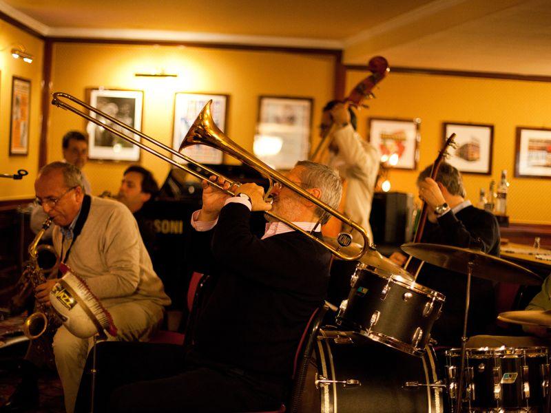 Una serata a tutto Jazz_tromba_MilanoPlatinum