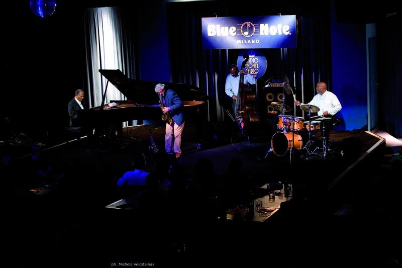 Una serata a tutto Jazz_BlueNotes_MilanoPlatinum