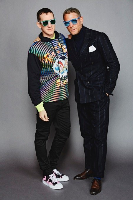 Jeremy Scott per Italia Independent.foto.modelli.con.occhiali_MilanoPlatinum