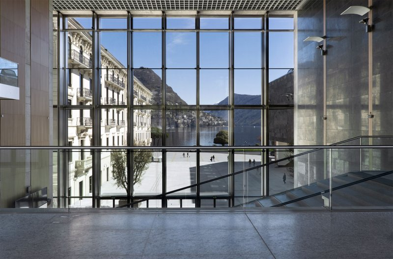 LAC Lugano Hall