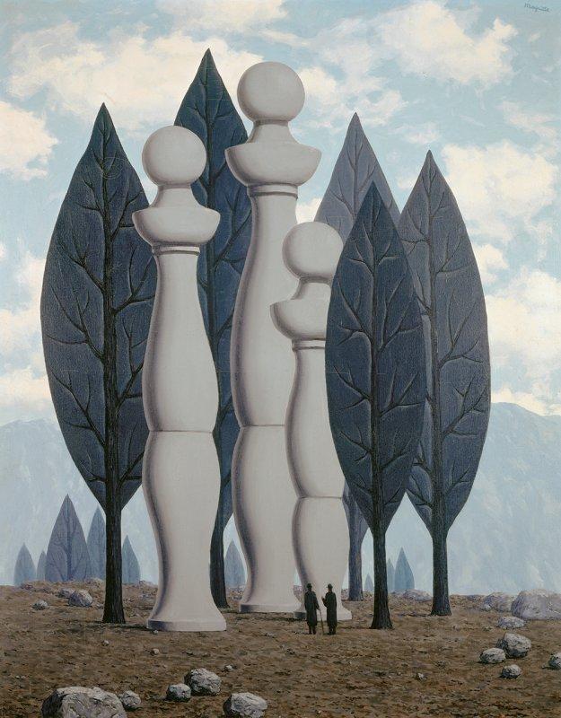 10.-R.-Magritte_Art-de-la-conversation_1962