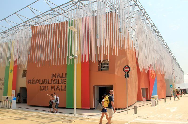 Cluster Zone Aride Expo 2015 - Mali 01