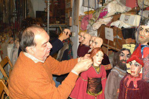Marionette Carlo Colla - 02