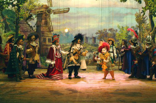 Marionette Carlo Colla - 08