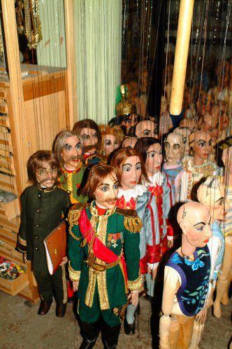 Marionette Carlo Colla - 13