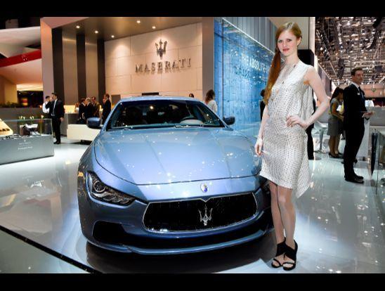 Maserati veste Ermenegildo Zegna_hostess_MilanoPlatinum