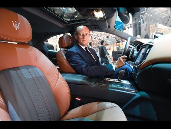 Maserati veste Ermenegildo Zegna_interni_MilanoPlatinum