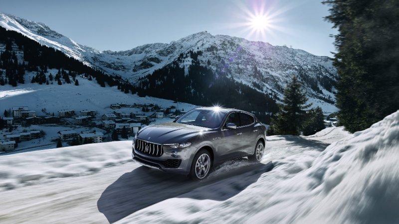 Maserati Levante debutta al Salone dell'Auto di Ginevra_MilanoPlatinum